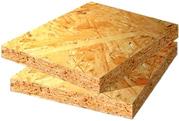 ОСП (OSB-3) плиты для строительства коттеджей и различных построек