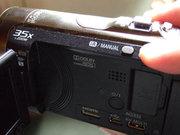 Продам видеокамеру Panasonic HDC-SD900