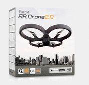 ПРОДАМ НОВЫЙ Квадрокоптер Parrot AR.Drone 2.0 для iPhone,  iPad,  iPod