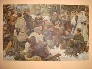Копія картини Ю.Непринцева
