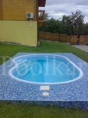 Пропонуємо басейн композитний Poolkar Laguna