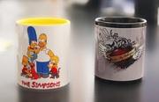 Печать на чашках от 35 грн/шт. от 10 шт