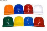 Кресла пластиковые для спортивных организаций и учереждений