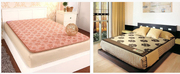 Кровать-матрас с подогревом