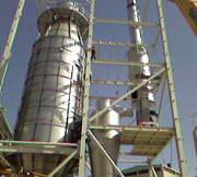 Компания предлагает широкий выбор распылительных сушилок