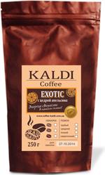 Наш лучший продукт: свежеобжаренный кофе Kaldi