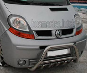 Renault Trafic кенгурятник