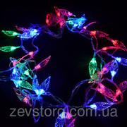 Гирлянда Светодиодная — LED Цветы-40