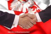 Регистрация компании,  фирмы (ООО) в Польше (900 Евро). Бизнес иммиграц