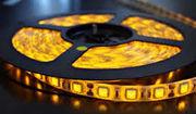 Светодиодная лента led 5050 y желтый