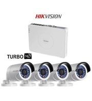 Комплект Turbo HD Видеонаблюдения Hikvision DS-J142I/7104HGHI-E1