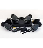 Комплект Видеонаблюдения GreenVision GV-K-M 6304DP-CM01