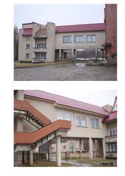 Продам комплекс в Карпатах - 5 га,  3 700 м.кв.,  под санаторий,  пансионат,  РЦ и др.