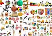 Большой выбор детских игрушек оптом